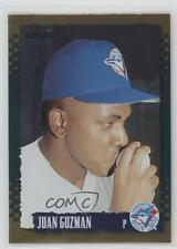 1995 Score Gold Rush #474 Juan Guzman Toronto Blue Jays Baseball Card