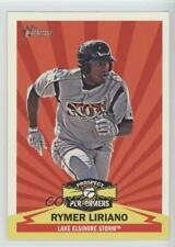 2012 Topps Heritage Minor League Edition Prospect Performers #PPRL Rymer Liriano
