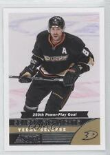 2013-14 Score #590 Teemu Selanne Anaheim Ducks (Mighty of Anaheim) Hockey Card
