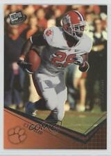 2010 Press Pass Reflectors 7 CJ Spiller Clemson Tigers C.J. Rookie Football Card