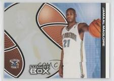2004-05 Topps Luxury Box #47 Jamaal Magloire New Orleans Hornets Pelicans Card