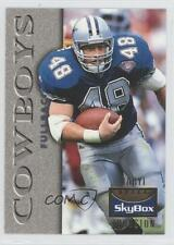 1995 Skybox Premium #34 Daryl Johnston Dallas Cowboys Football Card