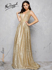 Mac Duggal 80727D Long Evening Dress ~LOWEST PRICE GUARANTEE~ NEW Authentic Gown