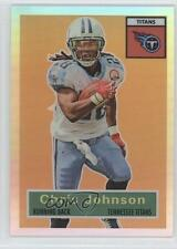 2010 eTopps #5 Chris Johnson Tennessee Titans Football Card