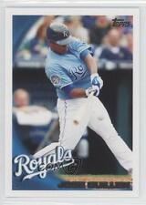 2010 Topps #149 Jose Guillen Kansas City Royals Baseball Card