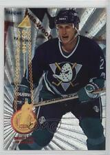 1994 Pinnacle Rink Collection #41 Bobby Dollas Anaheim Ducks (Mighty of Anaheim)
