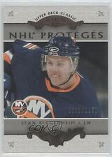 2003-04 Upper Deck Classic Portraits 181 Sean Bergenheim New York Islanders Card