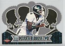 2000 Pacific Crown Royale #112 Plaxico Burress Michigan State Spartans Card