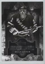 2011-12 Upper Deck Artifacts #118 Brian Leetch New York Rangers Hockey Card