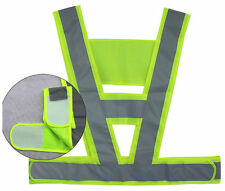 High Visiblity Security Traffic Rd Working Reflective Surveyor Construction Vest
