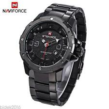 Male Quartz Watch Japan Movt Stainless Steel Strap 3ATM Wristwatch