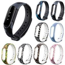 Multi-color Printing Wrist Band Strap Replacement For Xiaomi Mi Band 2 Bracelet