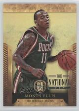 2012-13 Panini Gold Standard National Convention #74 Monta Ellis Milwaukee Bucks