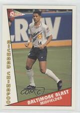 1991 1991-92 Pacific MSL #62 Richard Chinapoo Baltimore Blast Soccer Card