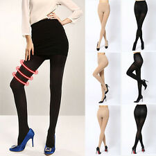 Warm Thick Footed Tights Stockings 150D Opaque Women Pantyhose