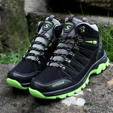 GOMNEAR big size trail hiking outdoor boots non slip wearable shock absorb shoes