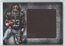 2012 Topps Inception Rookie Jumbo Relics JR-TR Trent Richardson Cleveland Browns