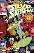 Silver Surfer (1987 series) #75 in Near Mint + condition. FREE bag/board