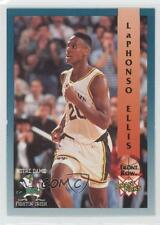 1992-93 Front Row #98 LaPhonso Ellis Notre Dame Fighting Irish Basketball Card