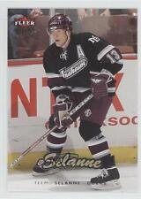 2006 Fleer Ultra #5 Teemu Selanne Anaheim Ducks (Mighty of Anaheim) Hockey Card