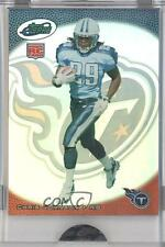 2008 eTopps #13 Chris Johnson Tennessee Titans Football Card