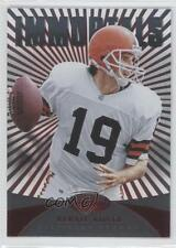 2013 Panini Certified Platinum Red #155 Immortals Bernie Kosar Cleveland Browns