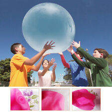 Inflatable Wubble Bubble Ball Door Ball Toys with/Air Pump Gift for Kids Ball