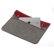 Felt Sleeve Case Bag for Apple Macbook Air/Pro HP Dell Acer Laptop 12/13 Inch