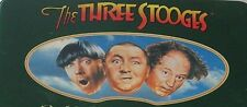 Three Stooges Decorative Collectable Tin -  Moe Howard, Larry Fine, Curly Howard