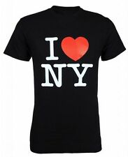 I Heart NY I Love New York USA Souvenir Gift T Shirt Unisex