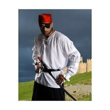 Adult Redbeard Pirate Renaissance Washable Shirt by Pirate Dressing