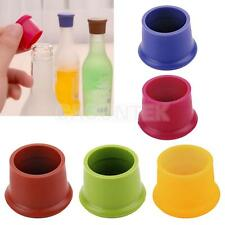 Silicone Wine Beer Cover Bottle Cap Beverage Drink Stopper Home Kitchen Tool