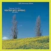 Winter into Spring by George Winston (CD, Windham Hill Records)