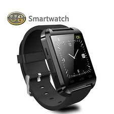 Smart Watch U8s Bluetooth Call SMS Reminder Pedometer For IOS Android HTC Phones