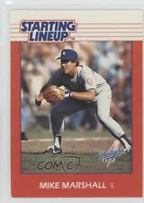 1988 Starting Lineup Cards #MIMA Mike Marshall Los Angeles Dodgers Baseball Card