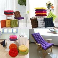 Various Indoor Outdoor Garden Home Dining Room Sofa Chair Seat Soft Cushion Pad