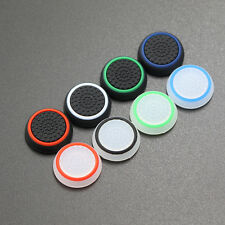 4X New  Silicone Joystick Thumb Caps for Sony PS4 PS3 Xbox 360/ One Controller