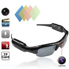 HD Polarized Digital Video Spy Camera Sun Glasses Audio Recorder DV Camcorder LN
