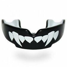 Safejawz The Fangz Gum Shield Mouth Protection Guard Boxing Safe Jawz MMA