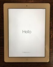Apple iPad 2 16GB, Wi-Fi, 9.7in - White (MC979LL/A) Excellent Working Condition