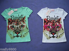 "Funky Babe - Girls - ""PURRRFECT""  - Top -  Tshirt  - Select Size"