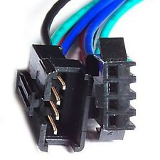 4 PIN Male Female RGB Connector Cable For 3528 5050 SMD LED Strip