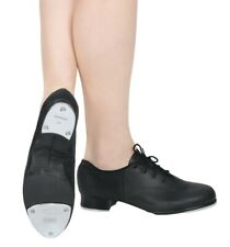 Bloch Ladies Black Tap Flex Split Sole Professional Dance Leather Tap Shoe
