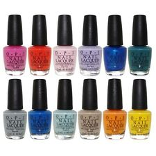 OPI - Nail Lacquer - All Colors Available - 0.5oz / 15ml -2017 Colors Collection