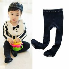 Lovely Baby Kids Girls Cotton Stockings Pants Tights Socks Hosiery Pantyhose E11