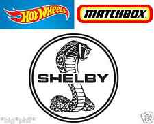 Hot Wheels Matchbox SHELBY - Various Models / Years - Updated as new ones arrive
