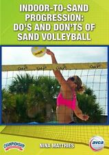 Indoor-to-Sand Progression: Do's and Don'ts of Sand Volleyball