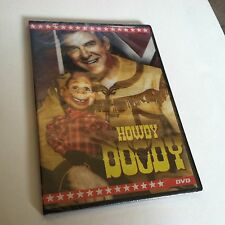 Howdy Doody DVD 4 Episodes - New Sealed 75 Minutes