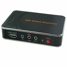 HopCentury Game Video Capture Box HDMI 1080P HD Card Recorder Device for XBox