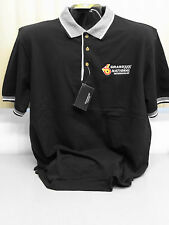 BUICK GRAND NATIONAL INTERCOOLED TURBO TWO TONE POLO SHIRT BY GENERAL MOTORS